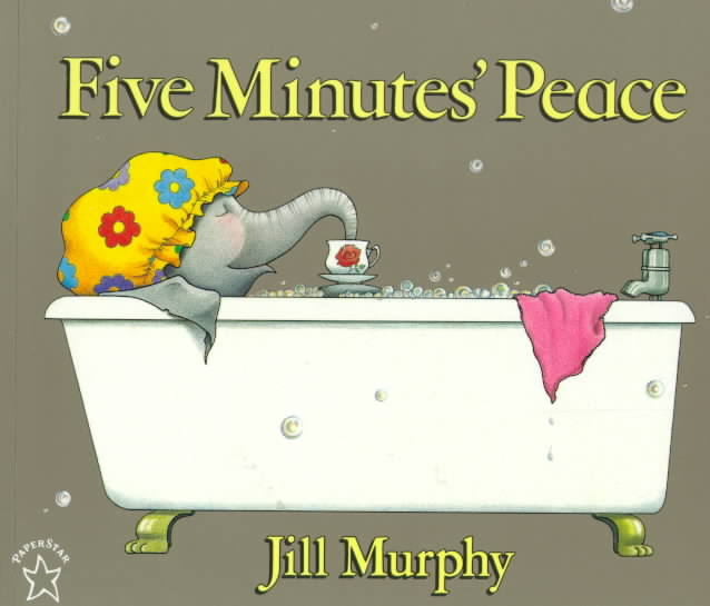 Five Minutes' Peace By Murphy, Jill